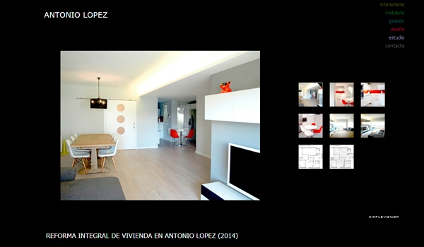 galeria web Light-AS