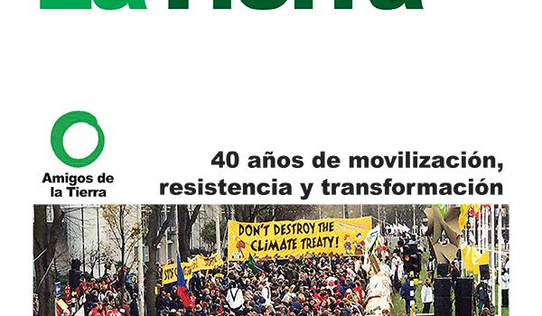 Maquetación Revista informativa